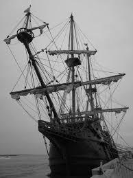 spanish ship galleon 8x10 photo