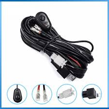 offroad light bar wiring harness kit dt plug auto power led offroad light bar wiring harness kit dt plug auto power led connecting for car accessories
