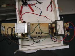microwave oven transformer high voltage rig 7 steps 4749 jpg
