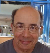 Alain Feld (Author of Murder at Abu Simbel)