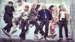 BTS Members KPop Group Wallpaper