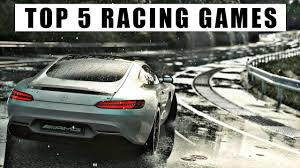 top 5 best racing games ps4 xbox one pc