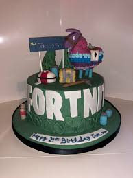 My Fortnite Birthday Cake Fortnitebr