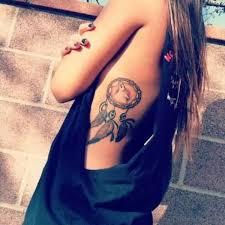 Dream Catcher Tattoo On Side 100 Ravishing Dreamcatcher Tattoos On Rib 65