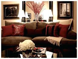living room designs brown furniture. Red And Brown Living Room My Decorated At Love The Sparkly Pillows On . Designs Furniture I