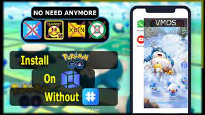 Install Pokemon GO On VMOS All Version Without ROOT - YouTube