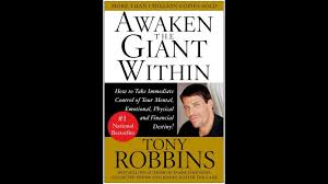 awaken the giant within tony robbins