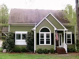 House With Black Trim Modern Exterior Design Ideas White Trim Exterior And Black Shutters