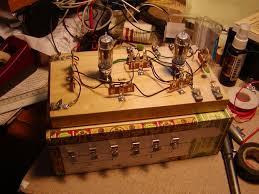 build a cigar box battery box for tube radios 4 steps