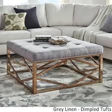 coffee table with baskets oak 2 storage under for round wicker basket