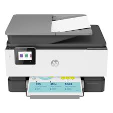 The hp officejet pro 8710 is a printer that's capable of copying, faxing, scanning, and wireless printing. Hp Officejet Pro 9013 All In One Wireless Printer 1kr49b