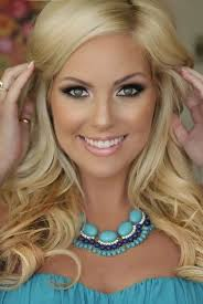enement make up makeup for blue eyes and blonde hair