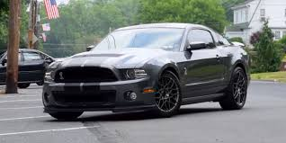 Regular Cars' In A 2013 Shelby GT500 Mustang|Ford Authority