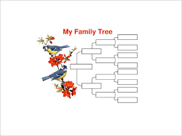 my family tree template 4 generation family tree template 12 free sample example format