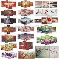 unframed colorful modern art canvas oil painting picture print home wall decor on rose gold wall art ebay with buddha canvas ebay
