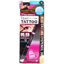 K Palette Japan 1 Day Tattoo Real Lasting Eyeliner Pencil 24h Wp