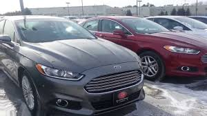 Ford Fusion Exterior Colors YouTube - Ford fusion exterior colors