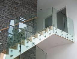 Monleón Metales  Manufacturas De Cristal Hierro Aluminio E InoxBarandas De Cristal Y Acero Inoxidable
