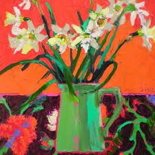 Lucy Doyle Daffodils The Chart Gallery