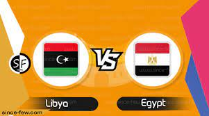 Live... Egypt-Libya Today 08-10-2021 in The World Cup Qualifiers