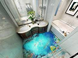 3d floor dark ocean real brick three dimensional paintings floor wallpaper for kids room katrina kaif wallpapers kids wallpaper from chinamural2016