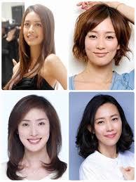 面長さんの髪型 ガールズちゃんねる Girls Channel