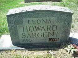 """Leona """"Sarge"""" Cunningham Howard Sargent (1895-2000) - Find A Grave ..."""