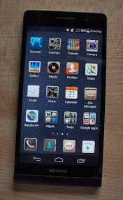 Huawei Ascend P6 - Wikidata