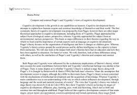Comparative Essay Exle Compare Contrast 1 728 Essay