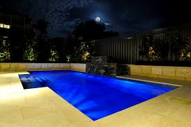 Inspiring Pool Ideas Lighting Leisure Pools Australia