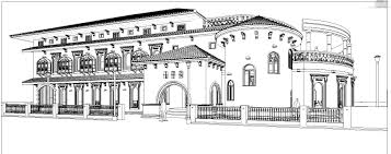 restaurant exterior drawing. Plain Drawing Edison Izon Edison A In Restaurant Exterior Drawing