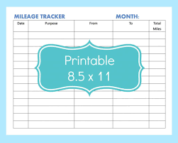 Mileage Log Template As Well Vehicle Book Excel With Reimbursement