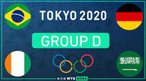 كرة القدم في الألعاب الأولمبية 2020.. مباريات ونتائج المجموعة الرابعة -  Bein Premium | بث مباشر مباريات اليوم