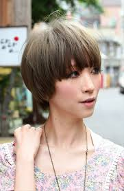 Japan Women Hair Style pictures of best short japanese hairstyle for women 3471 by wearticles.com