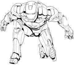 Small Picture Superhero coloring pages iron man ColoringStar