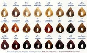 Herbatint Chart Herbatint Vegetal Semi Permanent Hair Color Reviews Hair