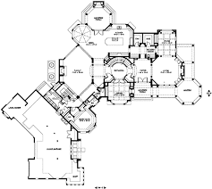 craftsman style house plan 5 beds 5 50 baths 7400 sq ft plan 5 Bedroom 5 Bathroom House Plans craftsman style house plan 5 beds 5 50 baths 7400 sq ft plan 132 5 bedroom 5 bathroom house plans with pool