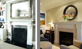 interior designer gillian gillies toronto creates a magical effect with a corinth convex mirror in black grain