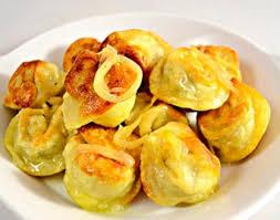 Картинки по запросу Рецепт приготовления жареных пельменей с сыром