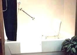 convert shower to tub bathtub