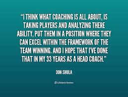 Great Coach Quotes Gorgeous 48 Coaching Quotes By QuoteSurf