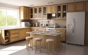 L-shaped Kitchen, L-shaped Kitchen Layout, L-shaped Kitchen Plan