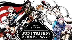 Đại Chiến 12 Con Giáp - Juni Taisen: Zodiac War - HD Vietsub