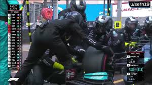 At most he had a wheel slightly off track after the overtake, not any more. F1 2021 Bottas Wheel Nut Edition Youtube