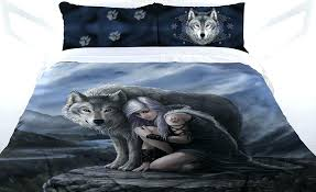 gothic bedding sets images about bedding on angel of gothic comforter sets queen
