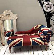 union jack chaise union jack chair union jack seat union jack british