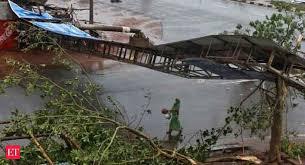 Ground Report From Cyclone Hit Khordha Of Odisha