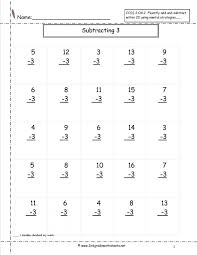 Kids : Worksheet Mixed Addition Subtraction Multiplication And ...