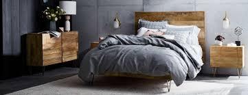 Roar + Rabbit For West Elm Geo Bedroom Furniture