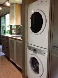 tiny house washer dryer. Perfect Dryer Aurora Tiny House Bathroom With Washer Dryer With T
